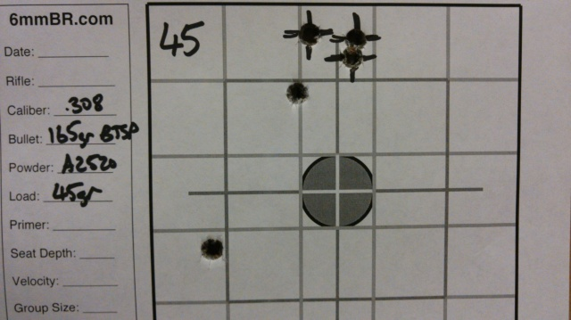 165gr Hdy group